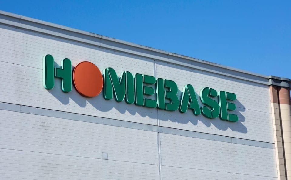 Full list of 42 Homebase stores set for closure
